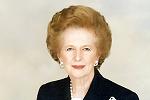 Margaret Thatcher est morte et il tire dessus