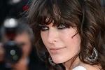 Milla Jovovich charmeuse à Cannes