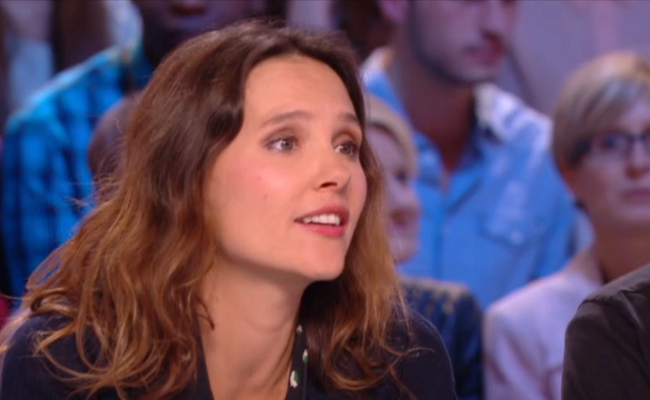 virginie-ledoyen-le-grand-journal-2014