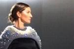 Gisèle Bündchen de retour sur le catwalk